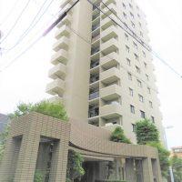 14階建てのマンション(外観)