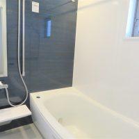 ゆとりのあるバスルーム(風呂)