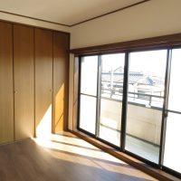 2階南東側洋室(内装)
