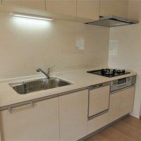 新規システムキッチン設置(キッチン)