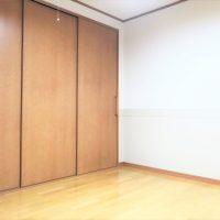 2階洋室収納(内装)